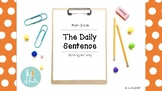 The Daily Sentence