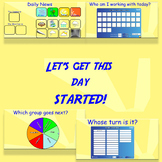 The Daily Starter! Smart Notebook File