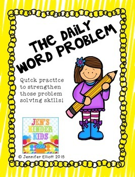The Daily Word Problem