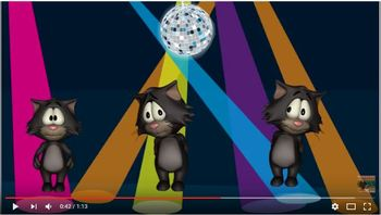 The Dancing Cats Song