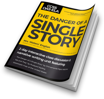 The Danger of a Single Story Lesson Plan