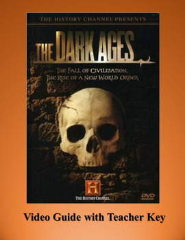 The Dark Ages - Video Guide with Teacher Key