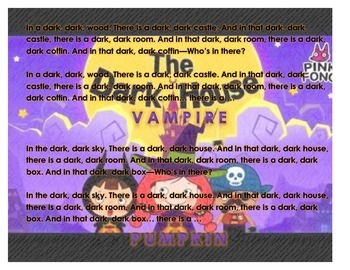 The Dark House- Poster