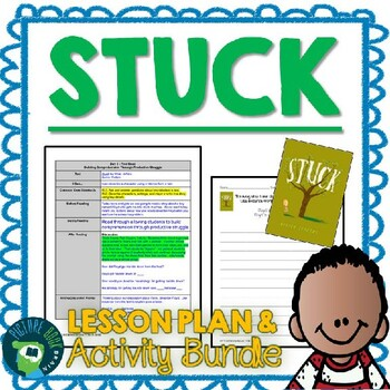 Stuck by Oliver Jeffers 4-5 Day Lesson Plan