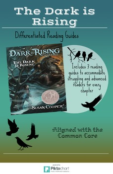The Dark is Rising Differentiated Reading Guides