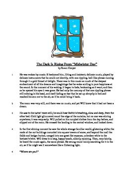 The Dark is Rising - Literary Text Test Prep