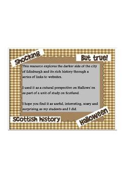 The Spooky Side of Edinburgh