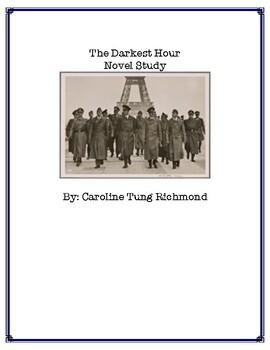 The Darkest Hour Novel Unit