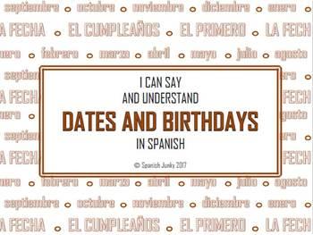 The Date in Spanish: La fecha