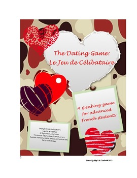 Jeux de Dating en francais