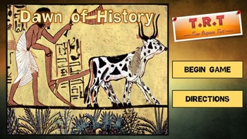 The Dawn of History TRT Game