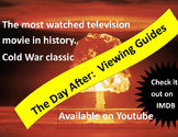 The Day After: Classic Cold War Movie with two different viewing guides & keys
