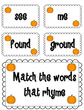 The Day After Halloween {Literacy and Math Activities}