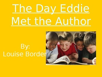 The Day Eddie Met the Author - Genre & Purpose