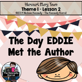 The Day Eddie Met the Author {Lesson 2}