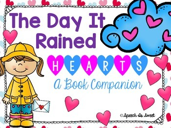 The Day It Rained Hearts: Book Companion