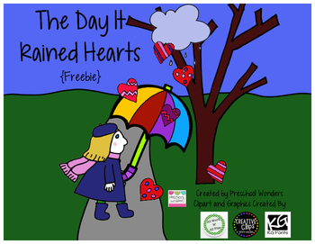 The Day It Rained Hearts {FREEBIE}