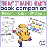 The Day It Rained Hearts:  No Prep Speech & Language Activities