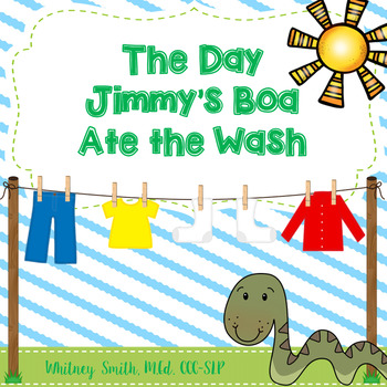 The Day Jimmy's Boa Ate the Wash Book Companion