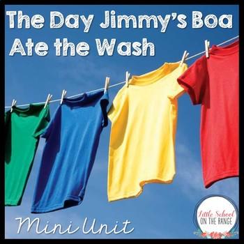 The Day Jimmy's Boa Ate the Wash Mini-Unit