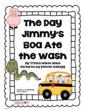 The Day Jimmy's Boa Ate the Wash - text talk