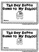 The Day Santa Came to My School  {Ladybug Learning Projects}