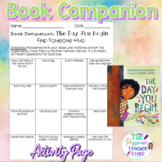 The Day You Begin Book Companion Book Activity l Find Someone Who
