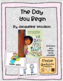 The Day You Begin: Lesson on Making Connections with Peers