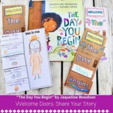 The Day You Begin: Welcome Doors Share Your Story Craft Ac