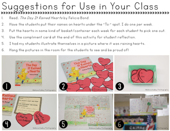 The Day it Rained Hearts {Complimentary Activity}