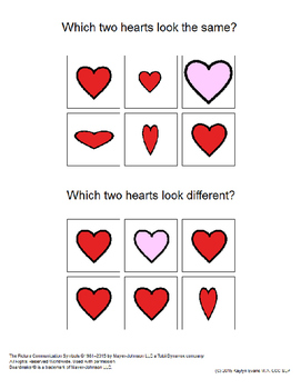 The Day it Rained Hearts Comprehension Questions