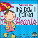 The Day it Rained Hearts {Literature Study Printables}