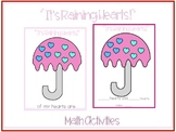 The Day it Rained Hearts Math Extensions