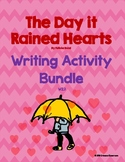 The Day it Rained Hearts Writing Activity
