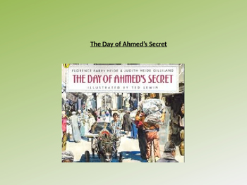 The Day of Ahmed's Secret Text Talk