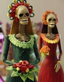 The Day of the Dead: Art & History (Halloween) PowerPoint Presentation
