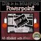 El día de los Muertos Packet and PowerPoint Español