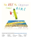 The Day the Crayons Came Home Adapted Pictures