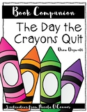 The Day the Crayons Quit Book Companion