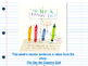 The Day the Crayons Quit Interactive Mentor Sentence Teaching Powerpoint
