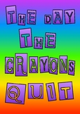The Day the Crayons Quit Pack