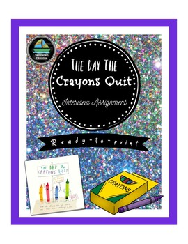 The Day the Crayons Quit - Partner Interview Project