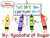 The Day the Crayons Quit (Story Companion)