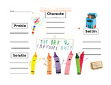 The Day the Crayons Quit (Story Elements)