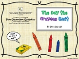 The Day the Crayons Quit: Text-Dependent Questions and No-prep Worksheets