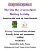 The Day the Crayons Quit Writing Activity--Point of View a