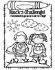 The Day the Crayons Quit - Your Crayons' Coloring Challenge