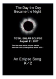 Solar Eclipse Song (mp3): The Day the Day Became the Night (Key of D)