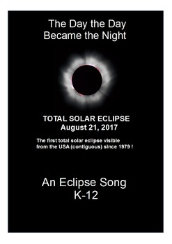 Solar Eclipse Song (mp3): The Day the Day Became the Night