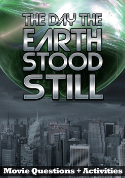 The Day the Earth Stood Still Movie Guide + Activities